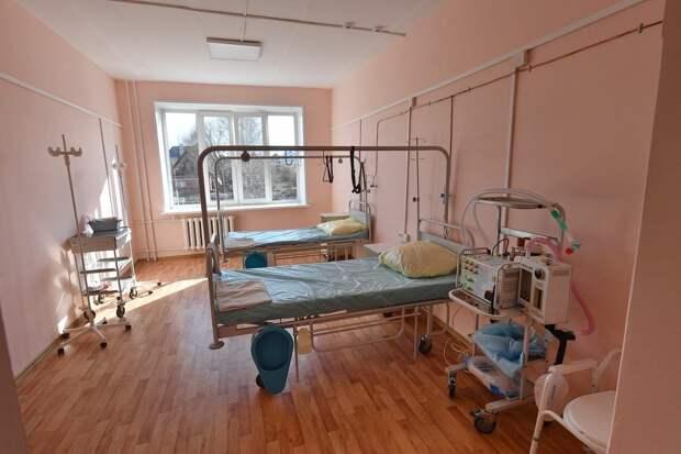 В Удмуртии с 15 февраля сократят количество коек для больных коронавирусом