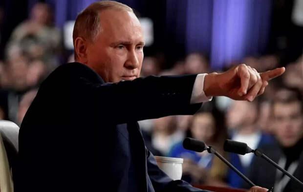 """Прибалтика получила от Путина """"персональное предупреждение"""" за гонения на русских и похоже это только начало действия"""