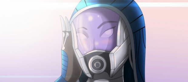 В Mass Effect Legendary Edition изменили то самое фото Тали