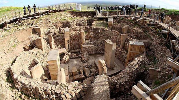 Загадка Гёбекли-Тепе: о чём свидетельствуют находки в древнейшем храме человечества