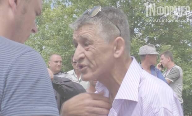 Советник губернатора Севастополя назвал себя «ИСТИНОЙ», а после матерился и угрожал (видео)