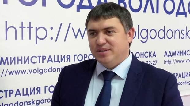 Глава горздрава Волгодонска Виталий Иванов покинул свой пост