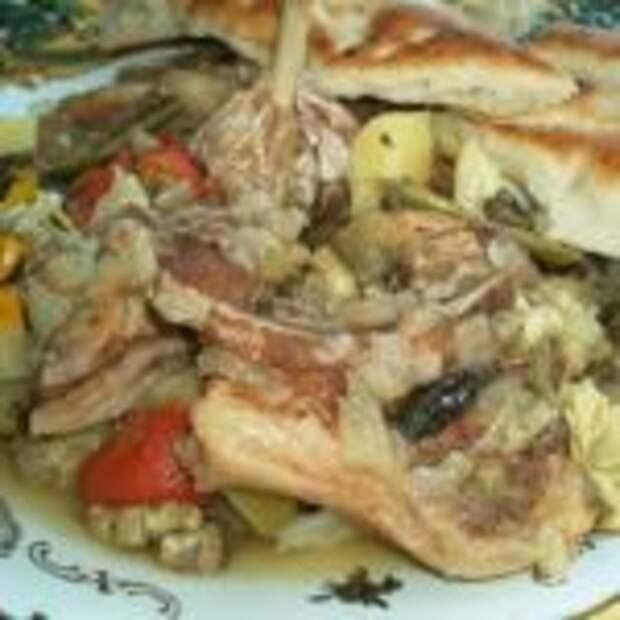 Буглама с бараниной или телятиной (Азербайджанская кухня)