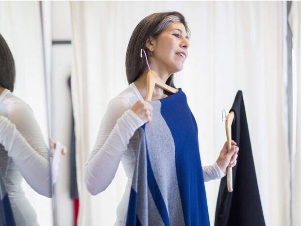 Как скрыть возраст с помощью одежды: советы стилиста