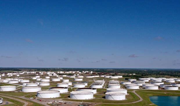 На1млн баррелей сократились коммерческие запасы нефти вСША