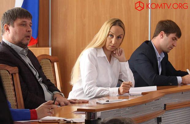 Яна Зарайская – представитель подрядчика – ООО «Спецтехника»