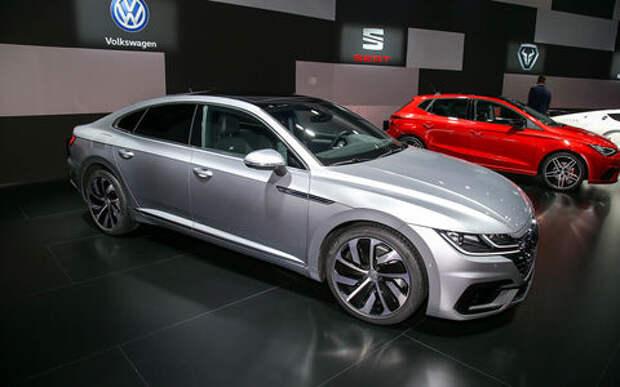 Volkswagen Arteon: это вам не Це-Це!