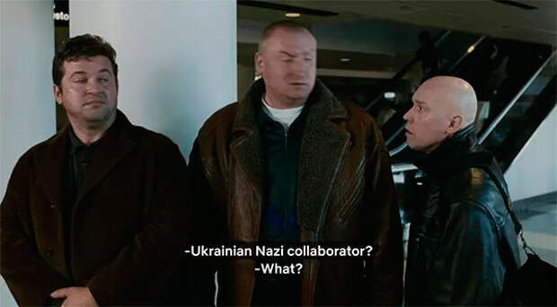 Бандеровцам не понравилось, как Netflix перевел слово «бандеровец» в фильме «Брат-2»