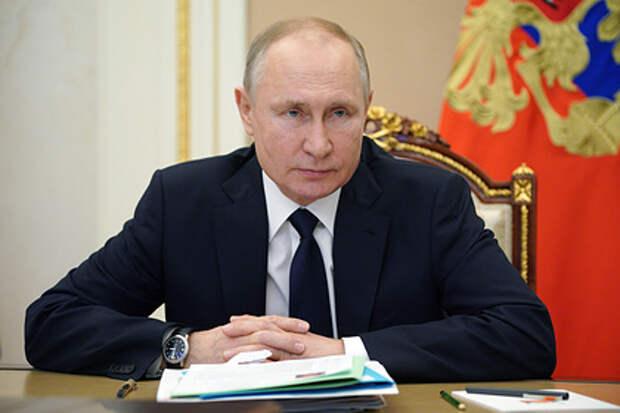 Путин остался сторонником добрых отношений с США