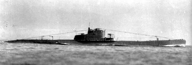 Подводная подка Щ-307