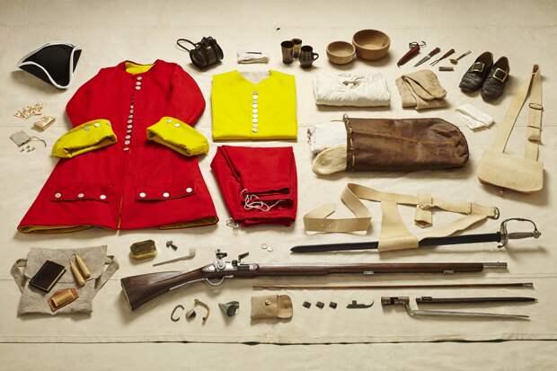 История оружия в фотографиях Тома Аткинсона