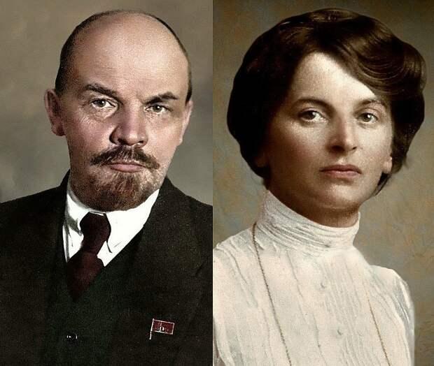 Ленин и Арманд: любовь, рожденная революцией