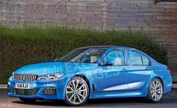 Откуда не ждали: BMW 3-й серии потягается с Теслой