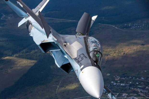 Российские МиГ-29 и Су-30 расправились с американскими F-21 в Индии