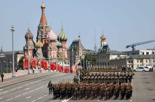 Кремль: РФ не рассылала спецприглашений на Парад Победы зарубежным лидерам