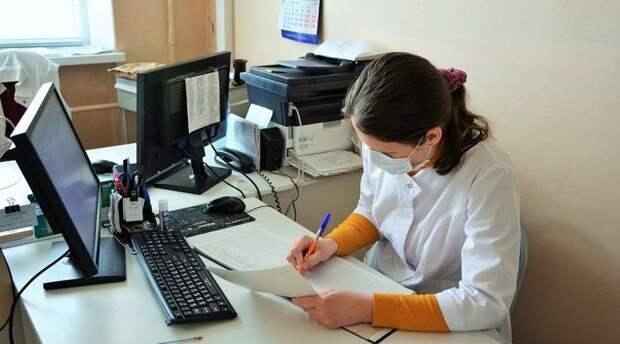 Количество больных пневмониями уменьшилось в Крыму