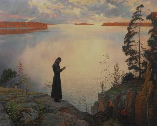 «Своя» и «чужая» святость в Средневековой Руси