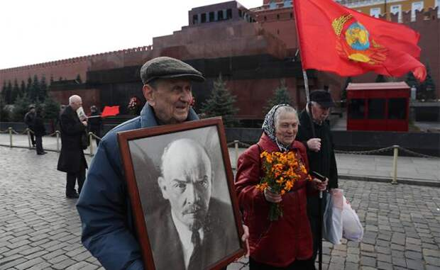 Ленин и Сталин вернутся в День Победы