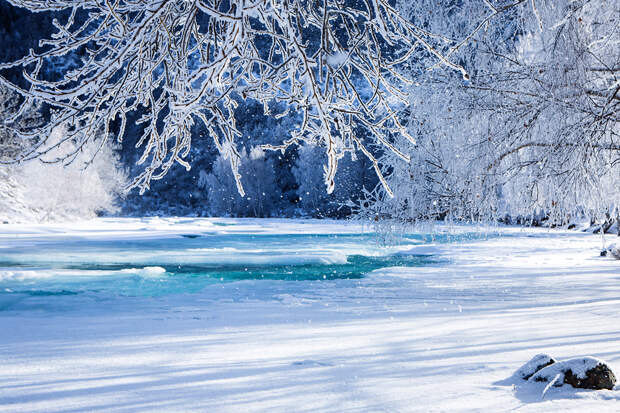 Аномальный январь ожидается в России