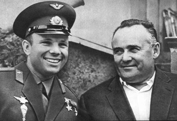 Связь русских с космосом существовала всегда