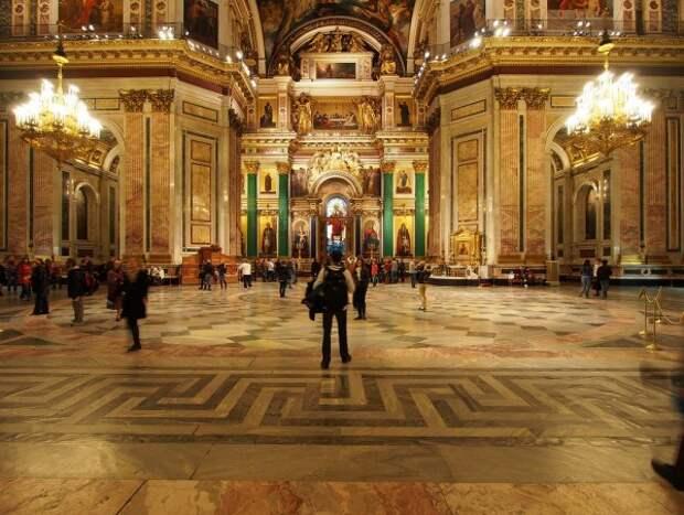 Строили ли масоны Санкт-Петербург?