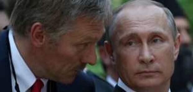 Песков заявил об «активных мерах» России в случае вступления Украины в НАТО