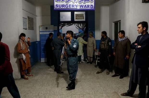 Число погибших при взрывах у школы в Кабуле возросло до 55