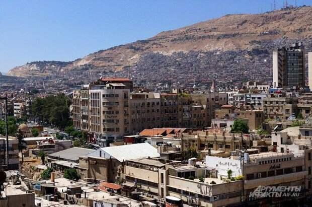 МИД Сирии обвинил Турцию в лишении питьевой воды более 1 млн жителей Хасеке