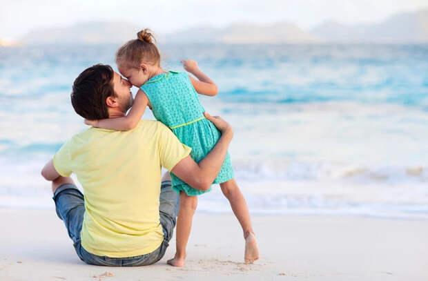 Насколько важен отец в жизни дочери