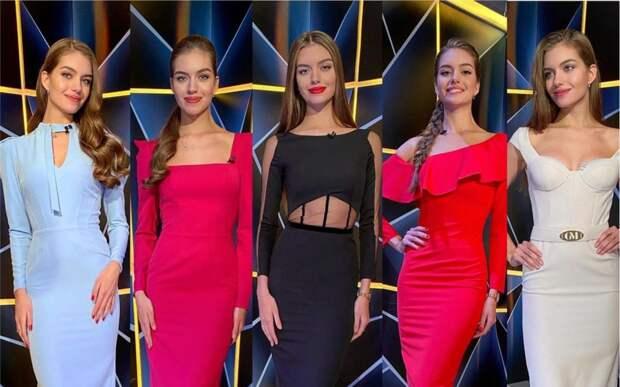 Топ-10 нарядов телеведущей Александры Кучеренко, которые демонстрируют – Комаров сделал правильный выбор жены