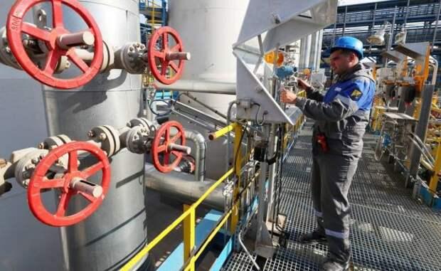 Россия не будет увеличивать поставки газа в Европу сверх контрактных обязательств