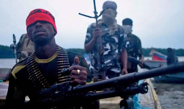 Срочно! Звонок из нигерийского плена