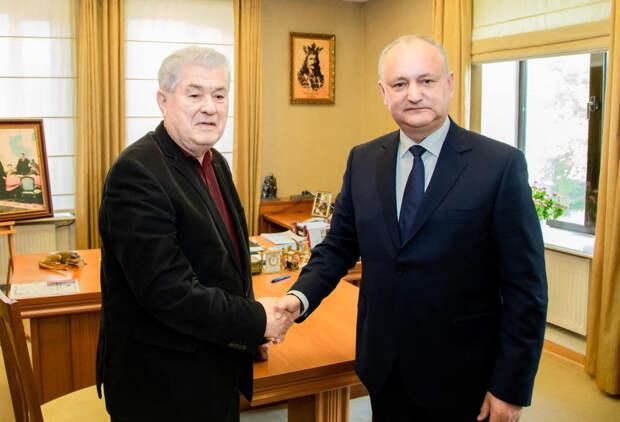 Выборы в Молдове – прикрытие для «ползучего переворота»