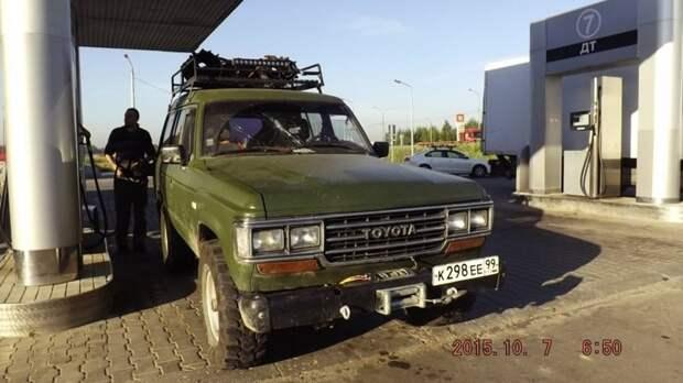 Мечта детства Toyota Land Cruiser 60 land cruiser, авто, внедорожники, рукожопим, тойота