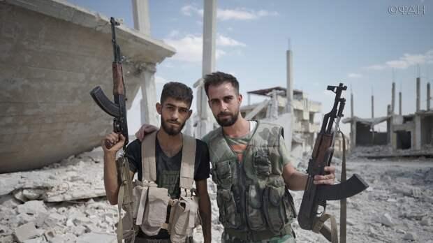 Сирийская арабская армия (САА)