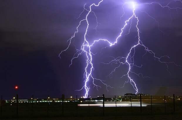 На Нижегородскую область надвигаются грозы и непогода