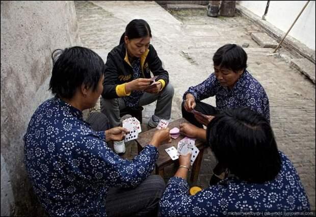 Чжоучжуан — китайская деревня на воде
