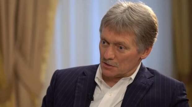 Песков объяснил, кому адресованы слова Путина про недобитых карателей