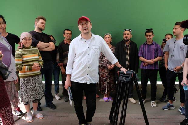Михаил Бородин снимает драму «Продукты 24» о современном рабстве