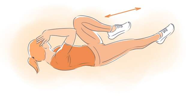упражнения для похудения зарядка