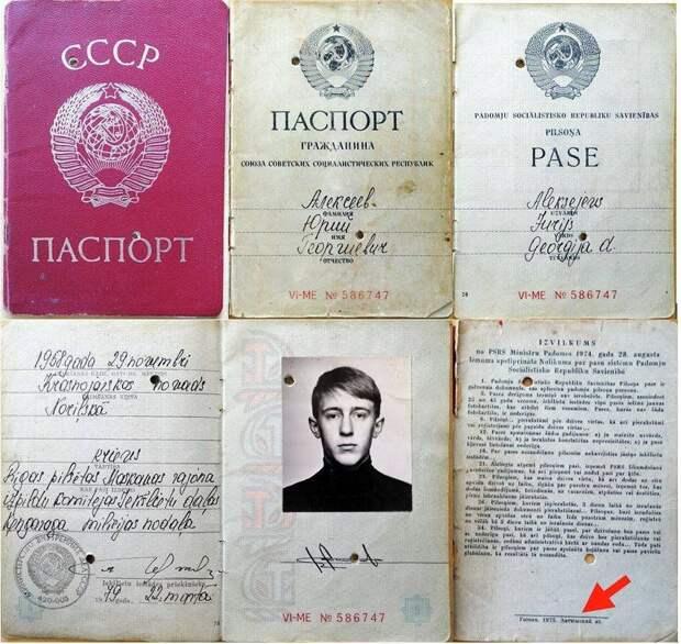 Молодые прибалты не верят, что паспорт СССР печатался не только на русском языке
