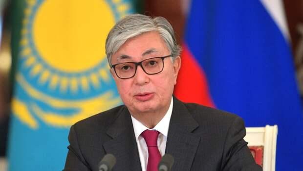 Президент Казахстана поздравил граждан страны с Днем Победы