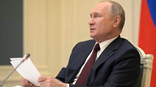 Путин жестко ответил Зеленскому на предложение о встрече