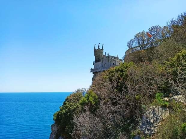 Путеводитель ФАН по Крыму: Ласточкино гнездо — визитная карточка полуострова