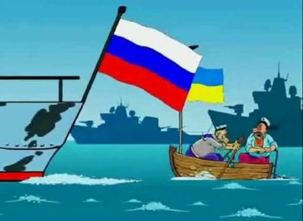 Мояглавная задача — уничтожение ЧФРФ, — главком украинских ВМС | Русская весна