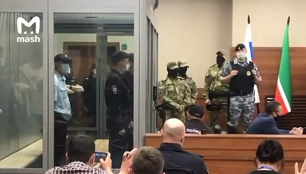 Ильназу Галявиеву грозит до пожизненного лишения свободы – следователь. Особого...