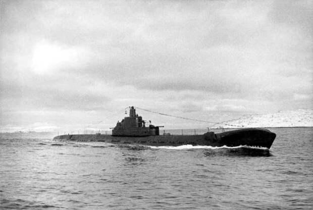 Крейсерская подводная лодка