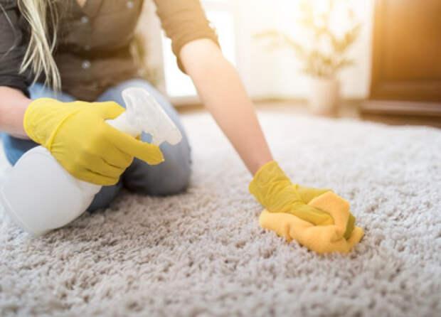 Три способа почистить ковер в домашних условиях без вредной химии