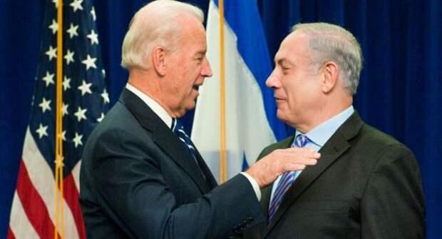 Байден обсудил сНитаньяху конфликт Израиля иПалестины