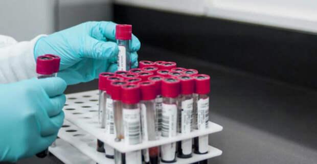 Статистика по коронавирусу в Тамбовской области на 22.06.2021
